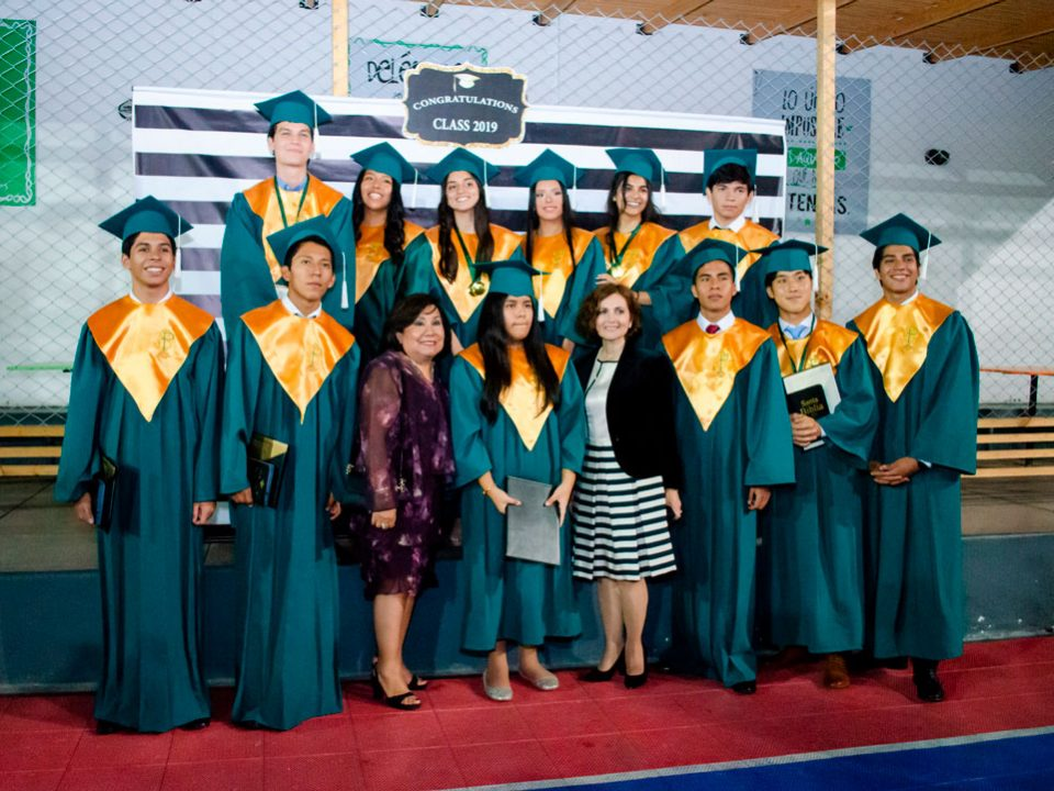 graduados saint patricks christian college